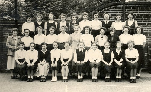 Burrage Road School 1952
