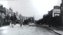 Plumstead Common Road (Late Victorian                             Era) Photo: Clare Crawford.
